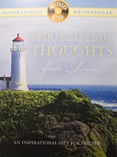 Spirit Lifting Thoughts for You- Audio CD (Inspirational Devotional)
