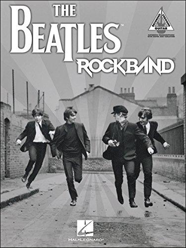 The Beatles Rock Band: Guitar Recorded Versions. Partituras para Guitarra, Acorde de Guitarra