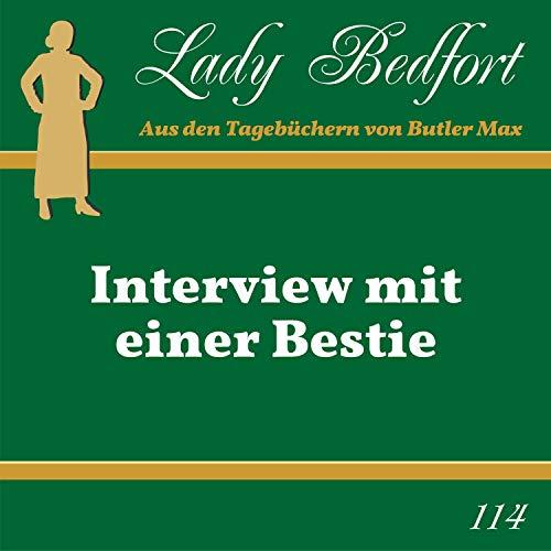 Page de couverture de Interview mit einer Bestie