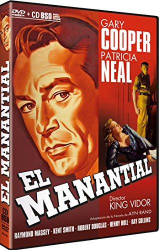 El Manantial (The Fountainhead) + BSO DVD