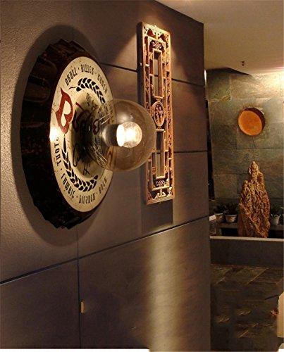 Modernes Wandbeleuchtung Wandleuchten Vintage Loft-Wandlampen Antik Deko Design Wandbeleuchtung...