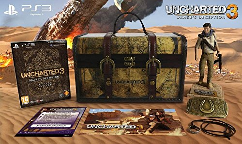 Uncharted 3 : l'illusion de Drake - édition explorer