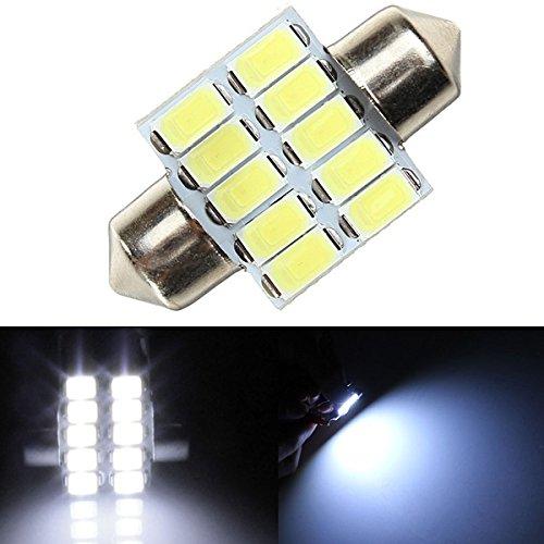Masunn 39MM 5630 10SMD slinger Dome kaart Interior LED licht lamp gloeilamp Reading Light