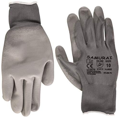 Samurai 898 Guantes de Trabajo, 10