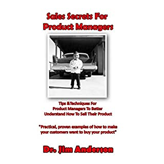 Sales Secrets for Product Managers cover art
