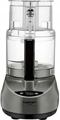 Cuisinart CFP-9GMPCY Food Processor, 9-Cup, Gunmetal