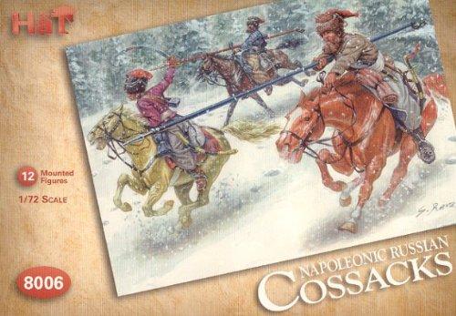 Hat Figures - Napoleonic Russian Cossacks - HAT8006