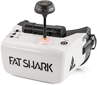 2019 Latest Version! Fat Shark Scout Headset FPV Goggles Glasses for RC FPV Racing Drones FANCYWING
