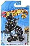 DieCast Hotwheels Ducati Scrambler, Baja Blazers 9/10 [Black mooneyes] 169/250