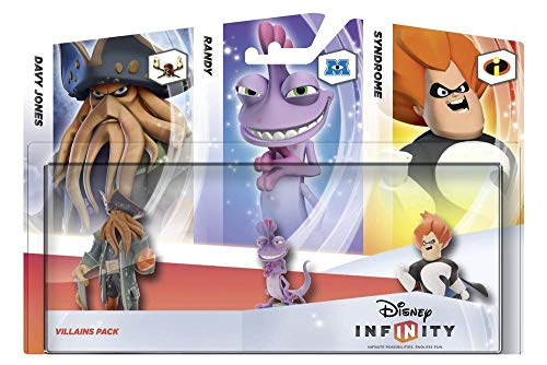 [UK-Import]Disney Infinity Villains 3 Character Figure Pack