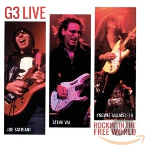G3 Live: Rockin' in the Free World (2CD)