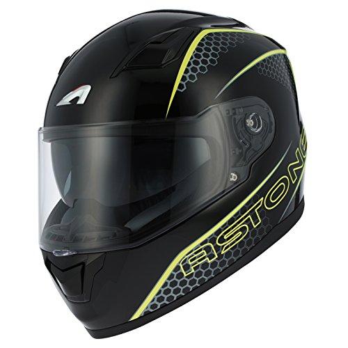 Astone Helmets GT900 GT900-PUL-BLXXL Motorradhelm