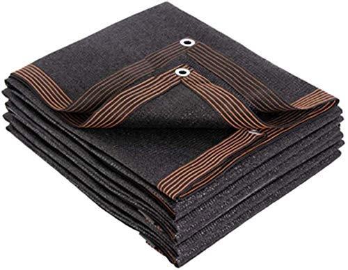 30% Black Outdoor Sun Shade Cloth, uv Protection Shade Canopy, Lightweight, Easy Setup mesh Canopy Cover…