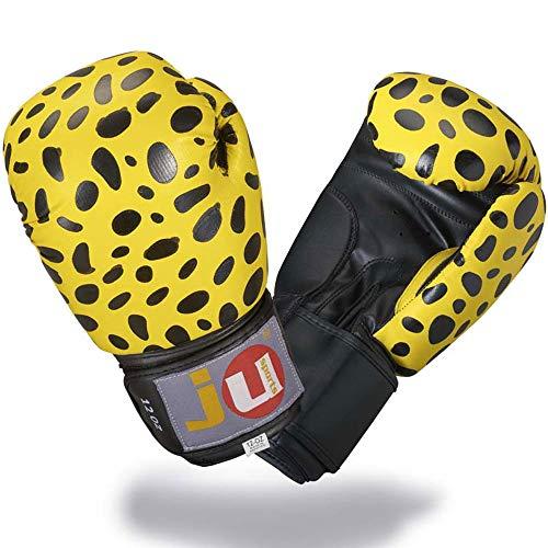 Ju-Sports Leopard Boxhandschuhe 12oz