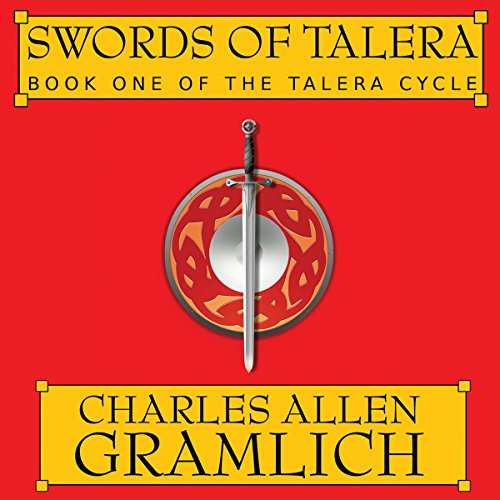 Swords of Talera audiobook cover art
