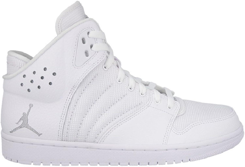 Nike Herren Jordan 1 Flight 4 Turnschuhe, wei