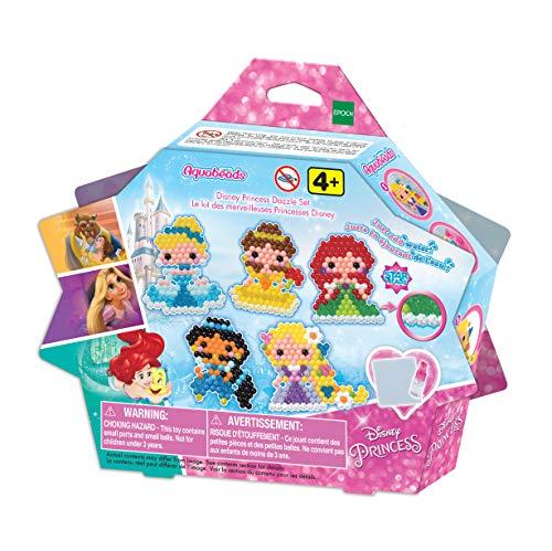 Aquabeads 31606 Disney Princess Dazzle Set de juego