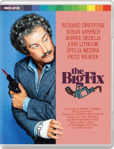 The Big Fix (Limited Edition) [Blu-ray] [2021]