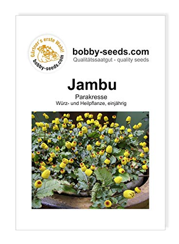 Parakresse Jambu, Kräutersamen von Bobby-Seeds Portion