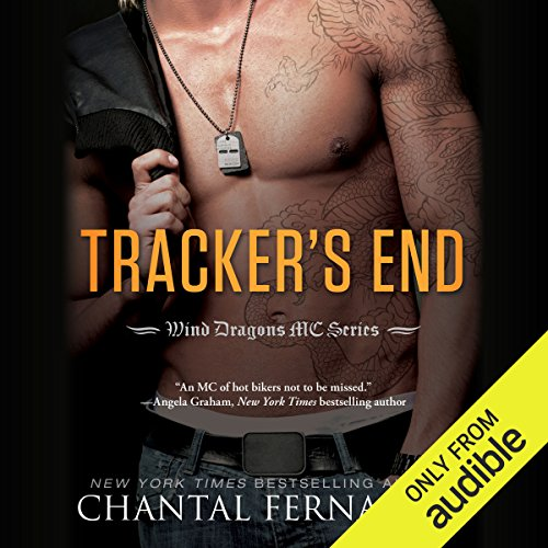 Tracker's End audiobook cover art