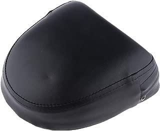 D DOLITY Soft Backrest Sissy Bar Luggage Rack Cushion Pad Fits VRSC 1250