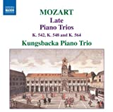 Mozart: Late Piano Trios by Kungsbacka Piano Trio (2009-02-24)