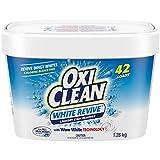 OxiClean White Revive Laundry Stain Remover Powder, 1.28 Kilogram