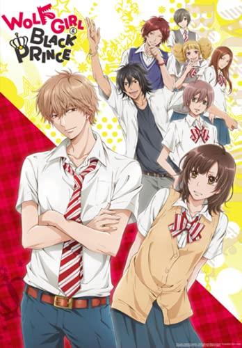 Wolf Girl and Black Prince: Japanese Anime Notebook, Otakus Gifts (6