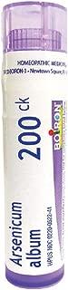 Boiron - Arsenicum Album - 200 C (1 Tube, 80 Pellets)