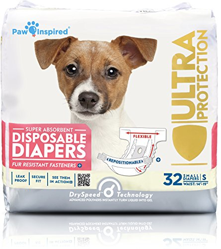 Disposable Dog Diaper Female Large
