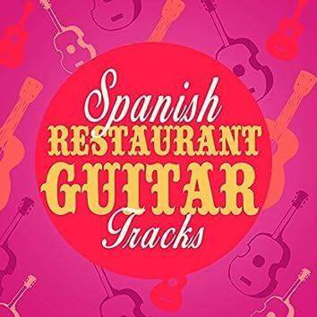 Spanish Restaurant Guitar Tracks