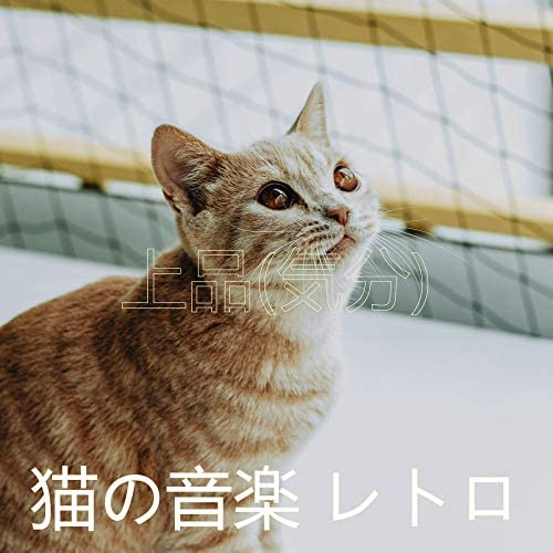 猫の音楽 レトロ