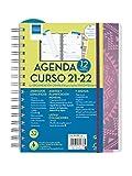 Finocam 533380122- Agenda Docente Magistral 2021 2022 4º - 155x212 Semana Vista Apaisada Personalizable Mandala Español