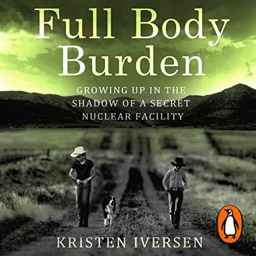 Full Body Burden audiobook cover art