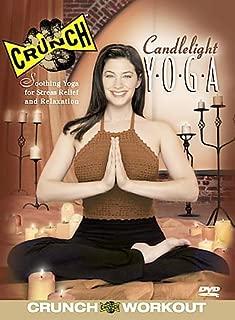 Crunch-Candlelight Yoga (Dvd)