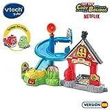 VTech- TTCory Bólidos Parque de Bomberos de Autovilla + 2coches (3480-524022)