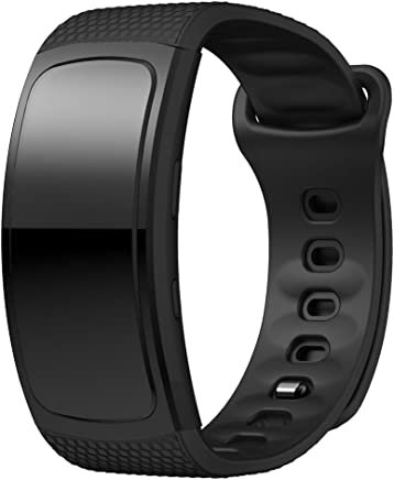 Amazon.com: Cewaal Replacement Bands for Gear Fit2 SM-R360 ...