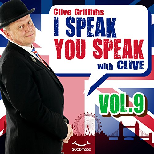 I speak you speak with Clive Vol. 9 cover art