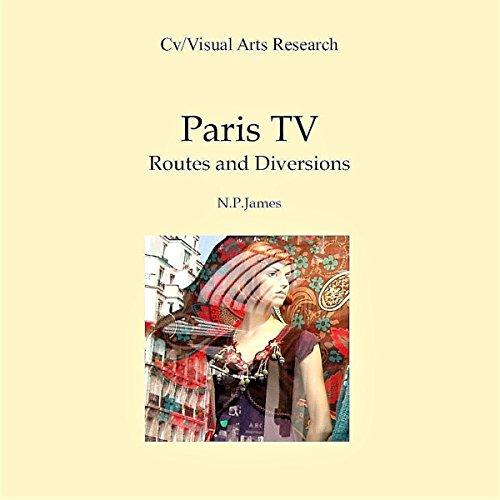 Paris TV audiobook cover art