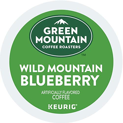 Green Mountain Coffee Roasters Wild Mountain Blueberry Coffee K-Cups, 24 Count Box