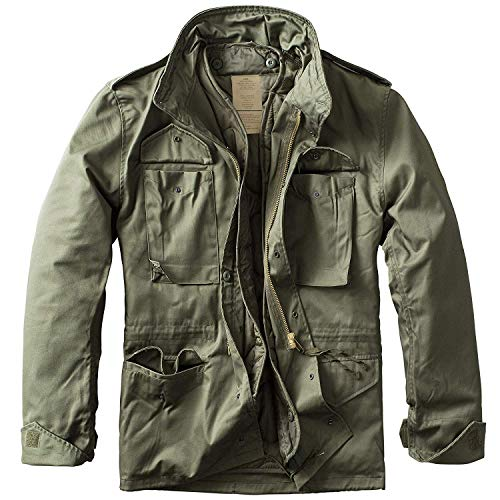 urbandreamz M65 Feldjacke Olive XL