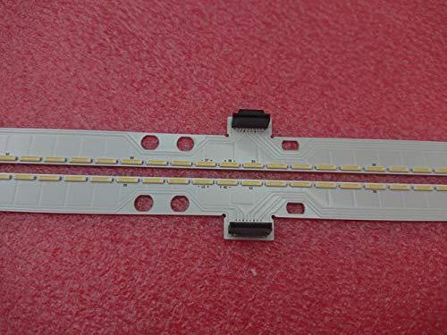 Miwaimao New 2 PCS/Lot 84LED 605mm LED Backlight Strip for LG 55UH950V 6916L-2401A 6916L-2402A 55' V16 AS2 2401 2402 REV1.4 R...