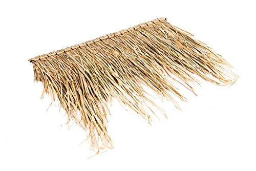 NaDeco Palmendach Paneele ca. 100cm Palmenblatt Dach Strohdach Palmwedel Dach Bambusdach