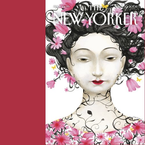 The New Yorker (March 10, 2008) audiobook cover art