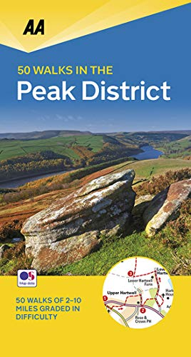 50 Walks in Peak District (AA 50 Walks)