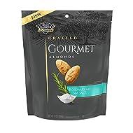 Blue Diamond Almonds, Gourmet Rosemary and Sea Salt, 10 Ounce