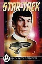 Star Trek Comics Classics: Death Before Dishonor by Peter David (January 01,2006)