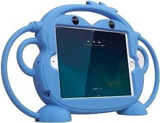 """Funda para niños para A m a z o n F i r e 7 2019,funda protectora para soporte con asa para tableta F i r e """"7 (novena,gen..."""