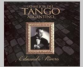 Coleccion Lo Mejor Del Tango Argentino Edmundo Riv