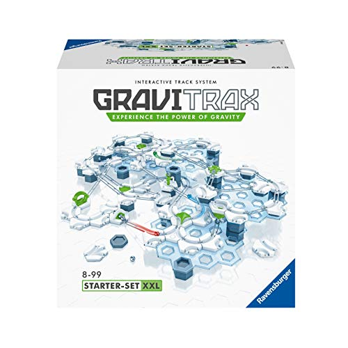 Ravensburger GraviTrax XXL Starter Set Marble Run and STEM Toy for Boys and Girls Age 8 and Up -...